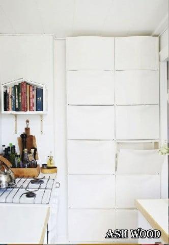 30 روش جالب برای استفاده از وسایلی عادی , ایده های جالب دکوراسیون چوبی منزل