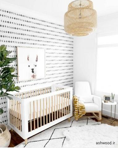 دکوراسیون اتاق نوزاد و کودک