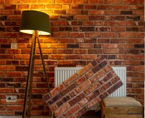ایده های جالب برای انواع دیوارکوب چوبی