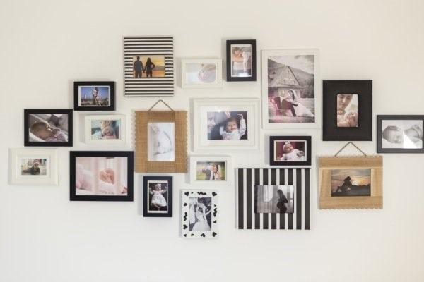 دیوار خطرات برای طراحی خانه ای شاد