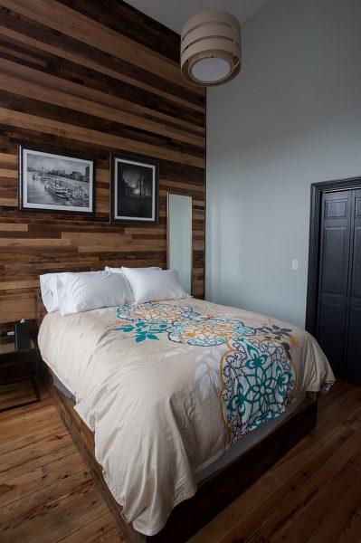 دیوار پوش و کفپوش چوبی