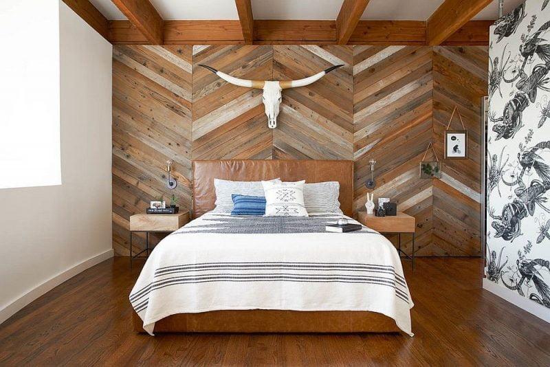 دیوار چوبی کلاسیک