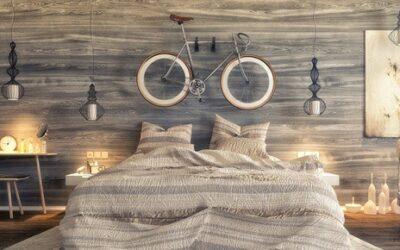 زیباترین دیوار کوب های چوبی