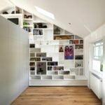 راه حل های ذخیره سازی هوشمندانه با طراحی چوبی
