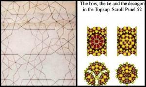 اموزش رسم گره ، گرهچینی ، هنر سنتی ایران