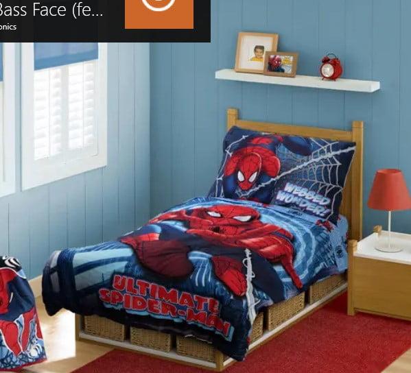 رنگ اتاق خواب کودکان