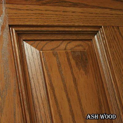 رنگ درب چوبی