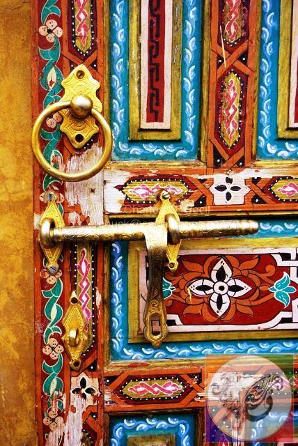 رنگ درب در دکوراسیون چوبی ، دکوراسیون داخلی