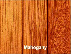 رنگ ماهگونی چوب