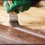 نگهداری از چوب , رنگ چوب