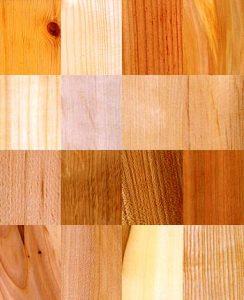 رنگ چوب , وارنیش , سیلر کیلر و پلی استر