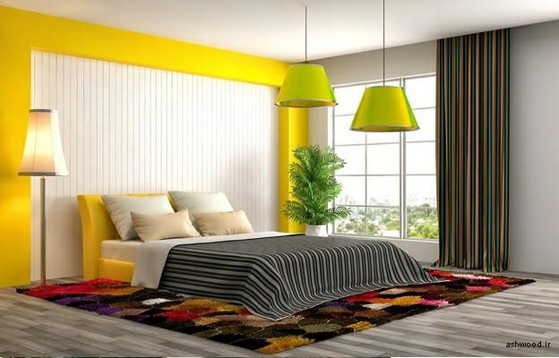 10 رنگ آسیایی دوست داشتنی, رنگ در دکوراسیون داخلی منزل