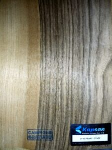 روکش چوب گردو
