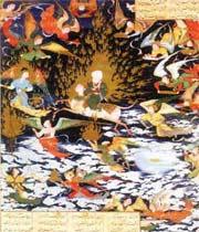زیبایی شناسی در هنر ایرانی