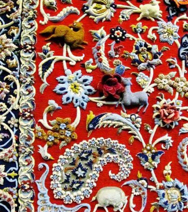 الفبای دکوراسیون با حضور فرش-خانه ای ایرانی، خانه ای متفاوت