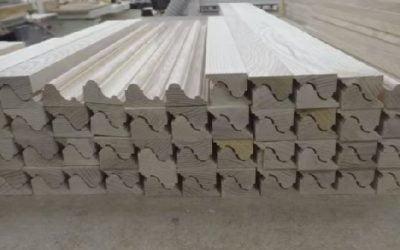 عکس هایی از ساخت درب تمام چوب