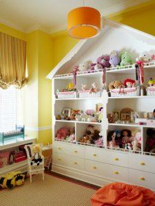 سازماندهی اسباب بازی کودکان در منزل