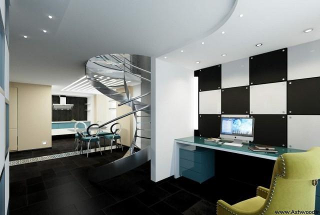 سبک پیشرفته در دکوراسیون داخلی و معماری