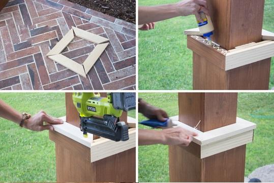 ستون های چوبی - نکاتی برای محافظت از ستون های چوبی شما