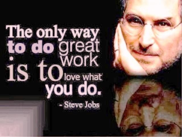 سخنان استیو جابز , اموزنده و الهام بخش ، زندگی و موفقیت