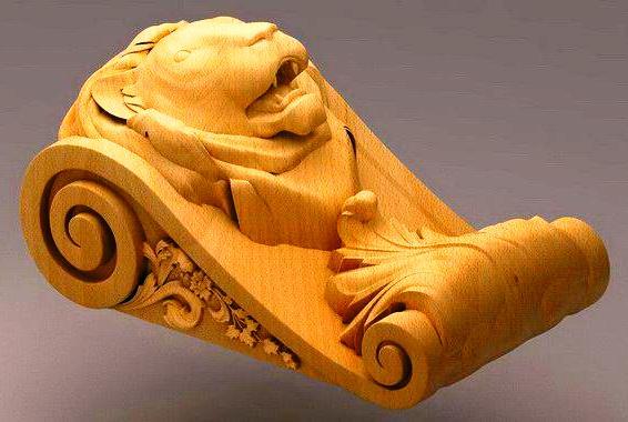 , عکس سرستون , ابزار پیش ساخته , سر ستون چوبی , ابزار منبت و تاج