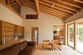 سقف چوبی در کلبه