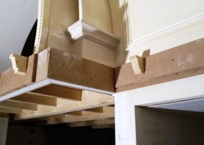 سقف کاذب چوب , لمبه , تیر و تیرچه چوبی