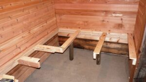 مدل سونای خشک , ساخت سونا , ایده های جالب اتاق سونای خشک