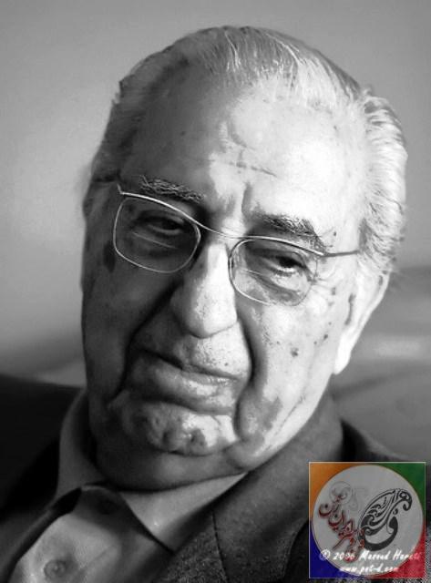 هوشنگ سیحون سومین نسل معماران ایران