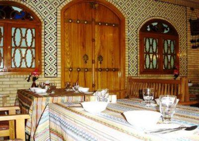 دکوراسیون رستوران شاطر عباس