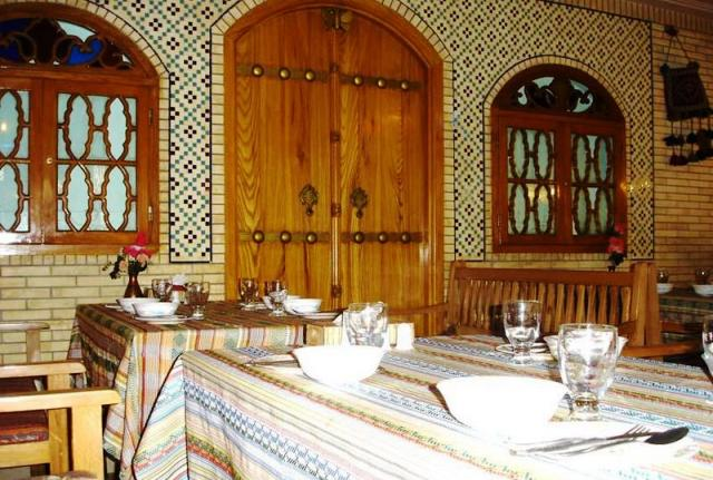 رستوران سنتی شاطر عباس