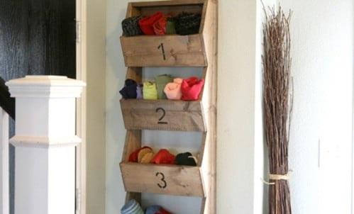 شلف و قفسه چوبی، انواع مدل و ایده های ساخت آن