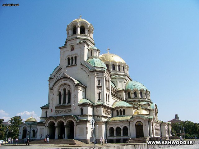 معماری و هنر بلغارستان