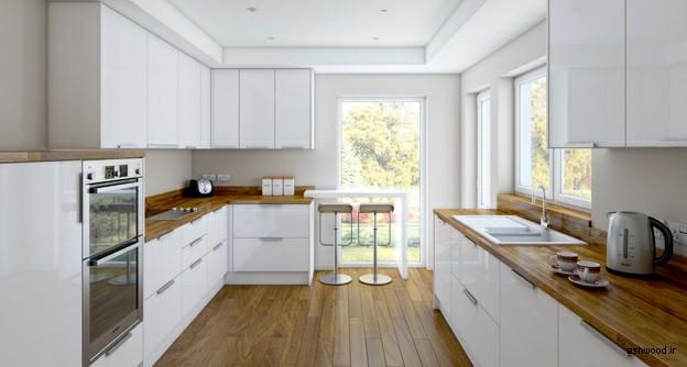 صفحه و میز کابینت آشپزخانه