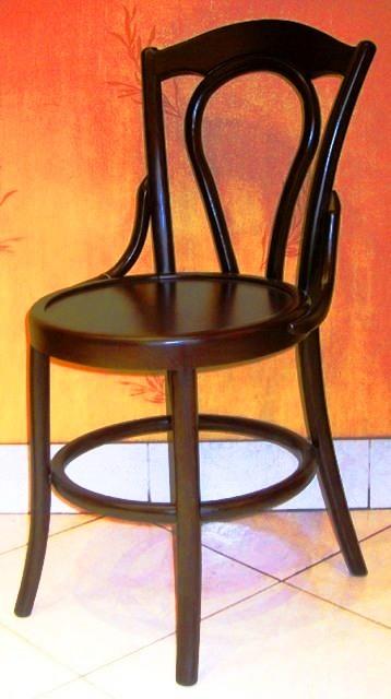 صندلی لهستانی ، صندلی چوبی