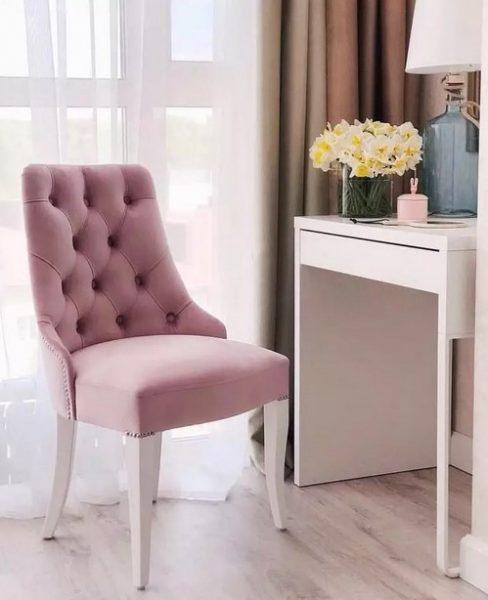 صندلی میز آرایش