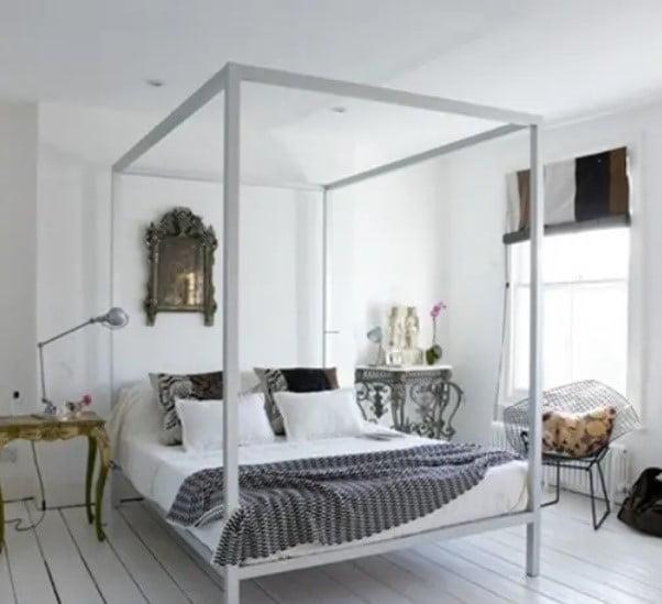 طراحی اتاق خواب الکتریک