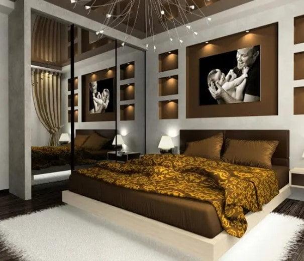طراحی اتاق خواب برای زوج ها