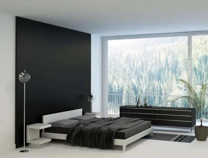 طراحی دیوار شیشه ای