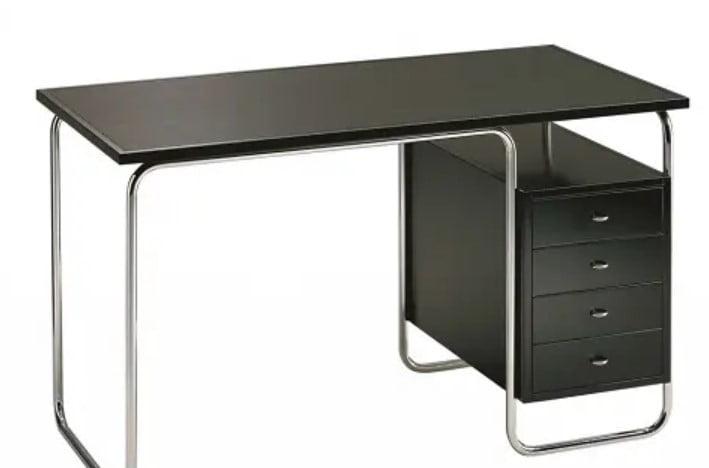 طراحی میز دفتر فولادی