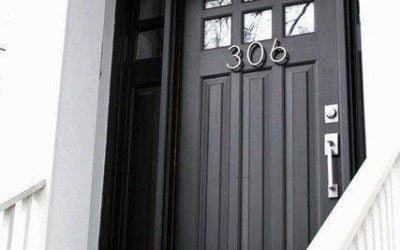 با این طراحی های درب ورودی یک درب خیره کننده داشته باشید!