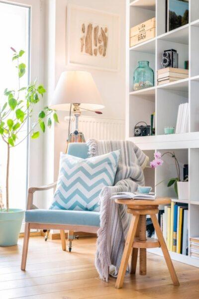 ایجاد فضایی آرام برای اشتن خانه ای شاد