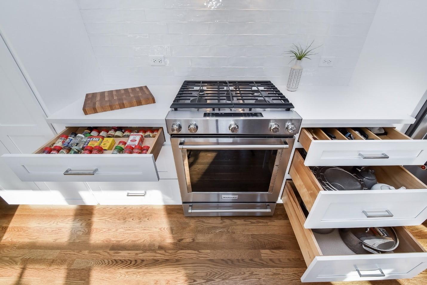 11  ترند برتر در طراحی کابینت آشپزخانه برای سال 2021
