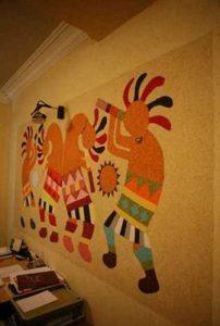 دیوارهای بلکا دردکوراسیون خانه