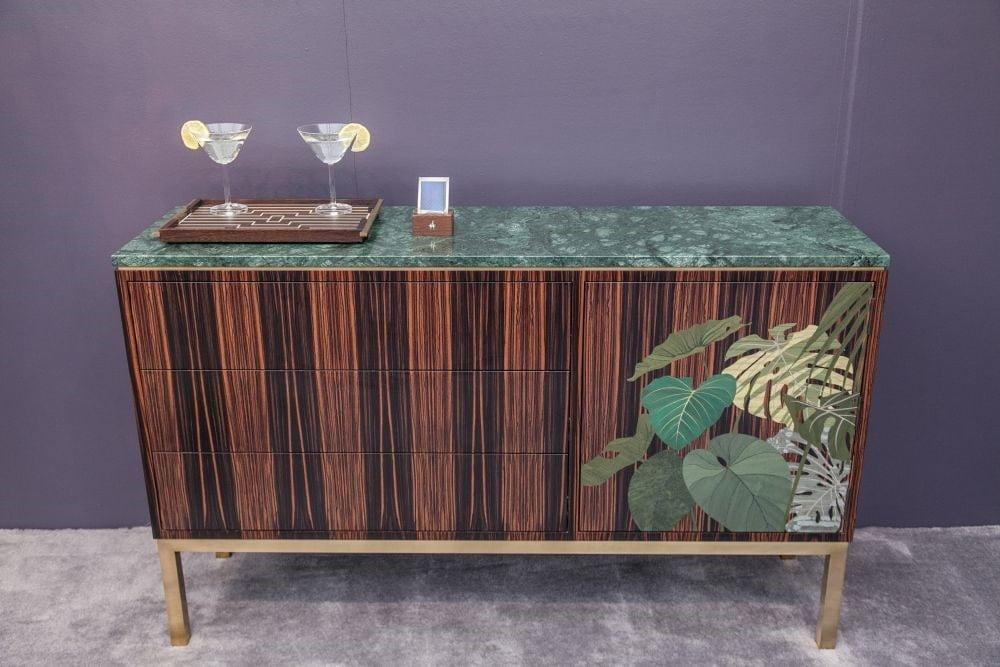 طرح های بوفه چوبی مدرن که یک قطعه تاریخی را از نو اختراع می کنند
