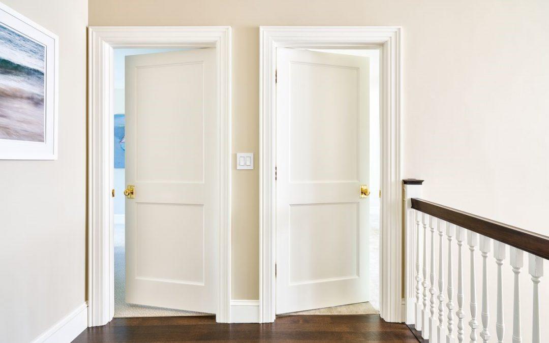 چگونه یک درب چوبی را ضد صدا کنیم؟