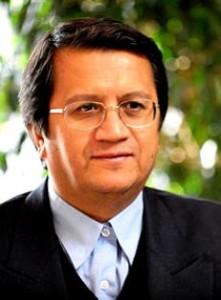 دکتر عبدالناصر همتی رئیس بانک ملی