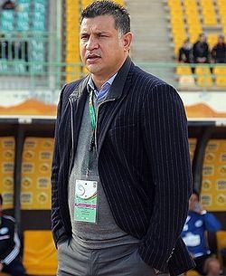 علی دایی اسطوره فوتبال ایران