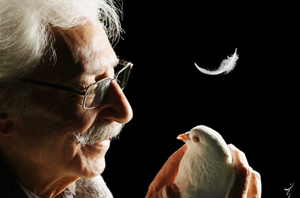 درگذشت استاد جمشید مشایخی را تسلیت میگوییم