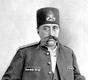 عکس مظفرالدین شاه قاجار